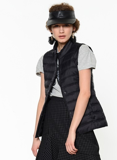 Fashion Friends Yelek Siyah
